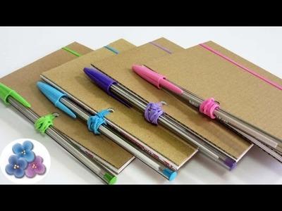 Encuadernación Casera de Hojas Sueltas Fácil SIN COSER y Artesanal Scrapbook Simple Pintura Facil