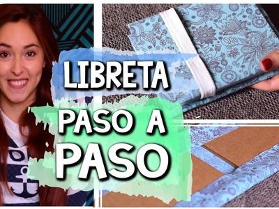 Haz Tu Propia Libreta, DESDE CERO! | Kika Nieto