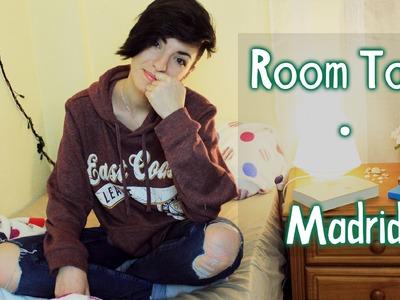¡Room Tour Madrid! 2016 ♥
