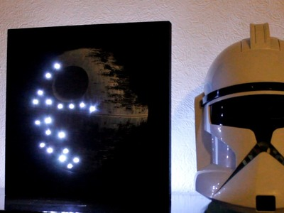 Lámpara Star Wars. Ideas para decorar - Hablobajito