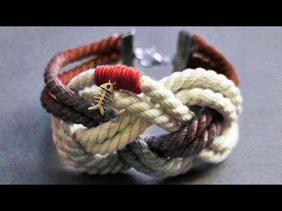 PULSERA PARA HOMBRE  MARINERA  - mens bracelet sailor