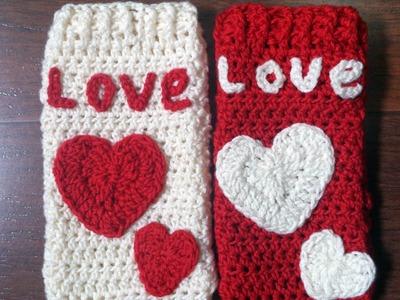Especial San Valentín: Funda para teléfono móvil con corazones