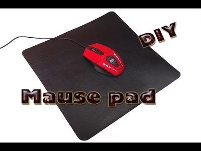 Mause pad | como se hace una alfombrilla para mause |DIY|