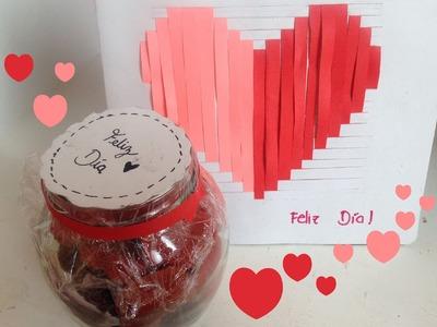 DIY! Regalos para Amor y amistad!!