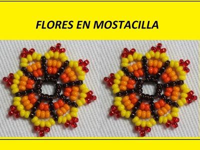 FLOR EN MOSTACILLA 1
