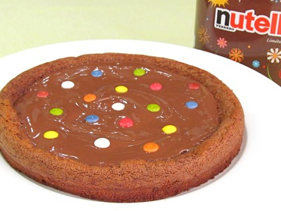 Pastel de Nutella | Solo 2 ingredientes!!