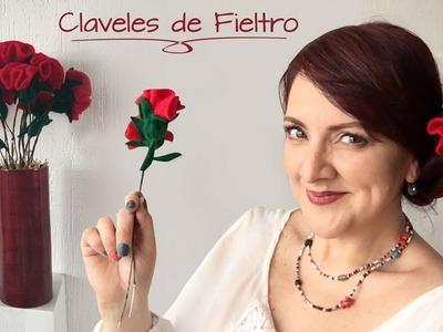 Claveles de Fieltro :: Chuladas Creativas