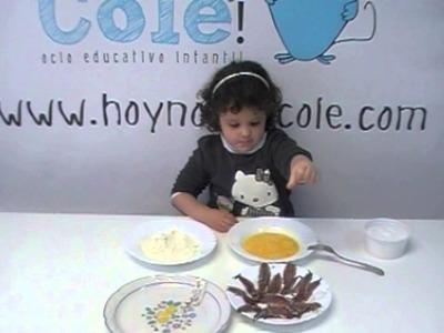 Cocina fácil para niños: boquerones fritos muy fáciles.