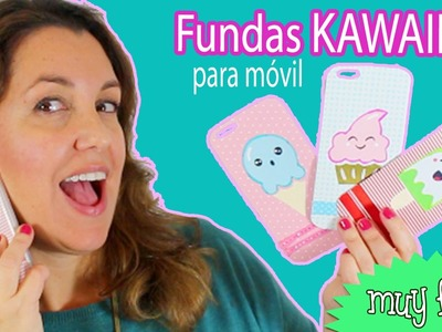 FUNDAS para movil celular KAWAII * kawaii mobile cover