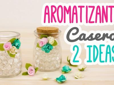 Haz Aromatizantes Caseros Fáciles!! | Para Ropa y Para tu Cuarto | 2 Ideas | Catwalk
