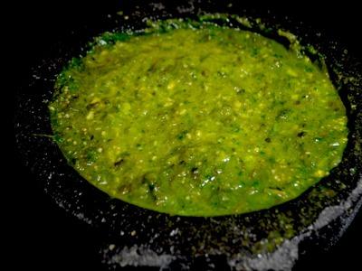 La mejor salsa verde que vas a comer en tu vida