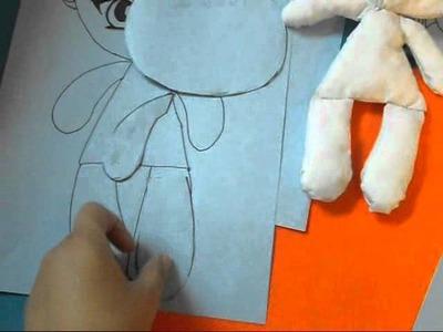 Molde de muñeca
