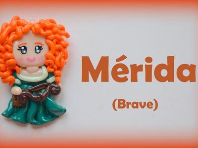 Princesa Merida (Brave) Arcilla polimérica