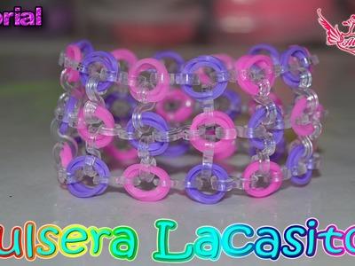 ♥ Tutorial: Pulsera Lacasitos de gomitas (Sin Telar) ♥