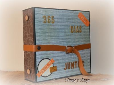 "Álbum ""365 días juntos"""