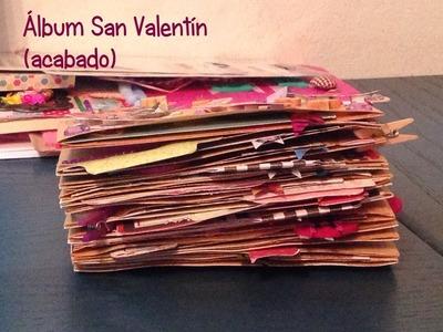 Álbum San Valentín (acabado)