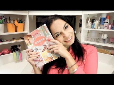 ¡Mi libro de Scrapbooking! os lo enseño por dentro y os invito a la presentación