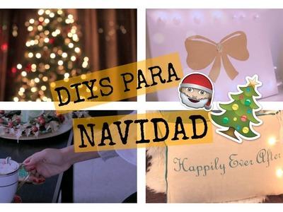 NAVIDAD: DECOREMOS FACIL Y BARATO!!   VIKKICLOE♡