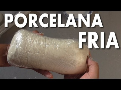 PORCELANA FRÍA , PASTA O MASA FLEXIBLE - COLD PORCELAIN