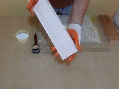 Tecnica 2 Para Blanquear Madera