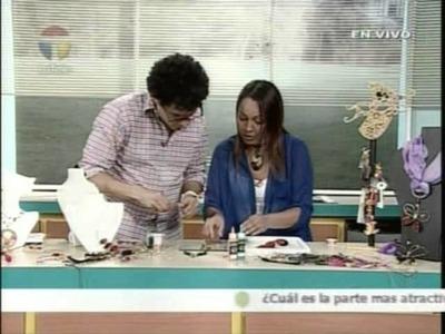 ALAMBRISMO ARTISTICO Y DIJES DE MAR CREACIONES