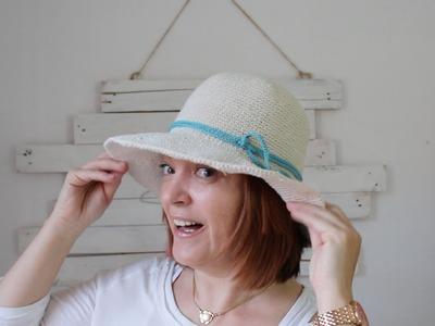 Aprende a tejer tu primera Pamela (ENGLISH SUB!) I Primavera & Verano I cucaditasdesaluta