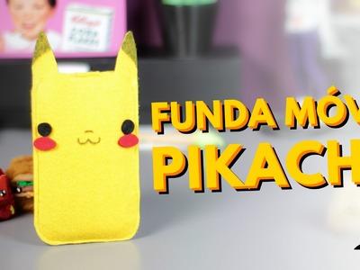 Cómo hacer una funda de Pikachu (feat. Miss Little Zombie)