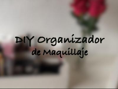 DIY: Organizador de maquillaje