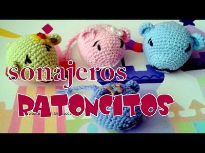 Como hacer un ratoncito amigurumi paso a paso en español