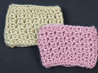 Crochet: Punto en Redondo