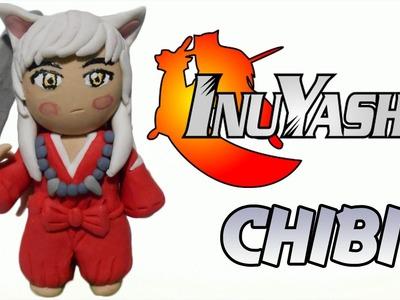 Inuyasha Chibi Clay Tutorial | Plastilina
