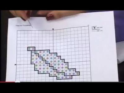 Tricolandia - Como leer gráficos y bordar en Punto de Cruz