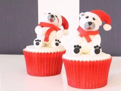 Cómo decorar deliciosos cupcakes de Navidad