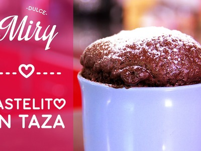 Cómo hacer brownies sin horno  | Dulce Miry