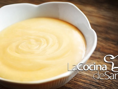 Crema pastelera receta en 7 minutos recetas de postres faciles