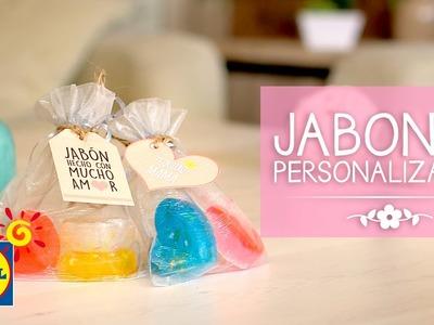 Jabones Personalizados - Handmade Día De La Madre