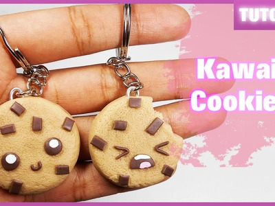 Kawaii Cookies - Charms ✰ Tutorial ✰ Polymer Clay ✰ Porcelana Fría