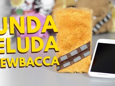Manualidades con tela: Como hacer FUNDAS PARA CELULAR: Chewbacca. accesorios para celulares
