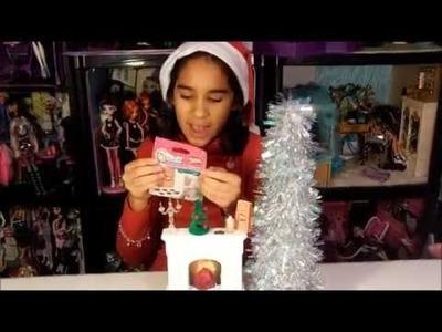Monster High Cómo hacer Decoraciones Navideñas - Mimundo MH