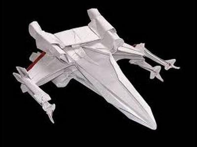 Origami - Como hacer un super avión de papel