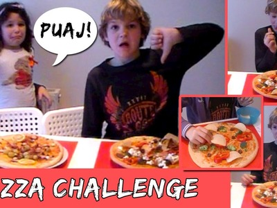 Reto de la PIZZA * PIZZA challenge