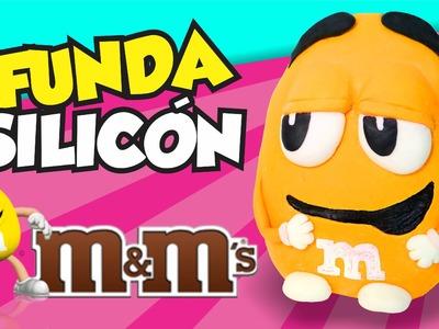 ✔ FUNDA DE SILICÓN DE M&M  ★EAP★