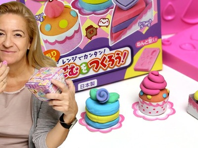 Juguete para hacer borradores o  gomas de borrar japonesas. Japanese erasers diy