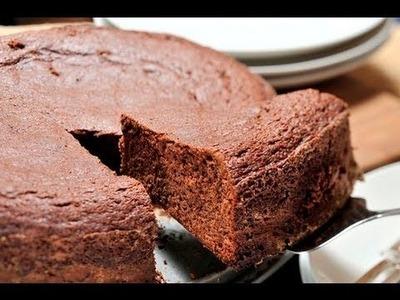 Pastel de Chocolate - Chocolate Cake