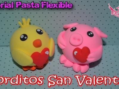 ♥ Tutorial: Gorditos de San Valentín ♥