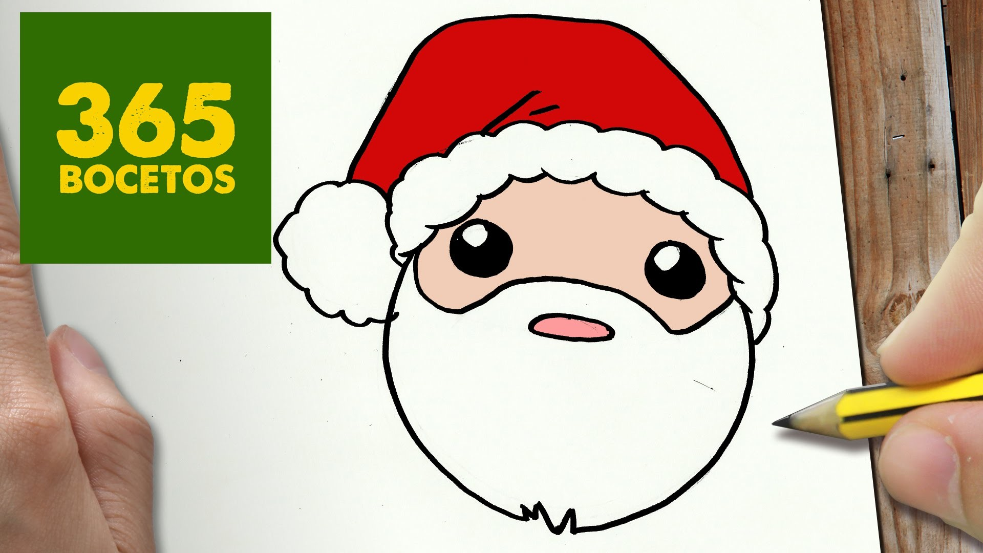Santa Claus Imagenes De Navidad Para Colorear Kawaii Crafts Diy And Ideas Blog