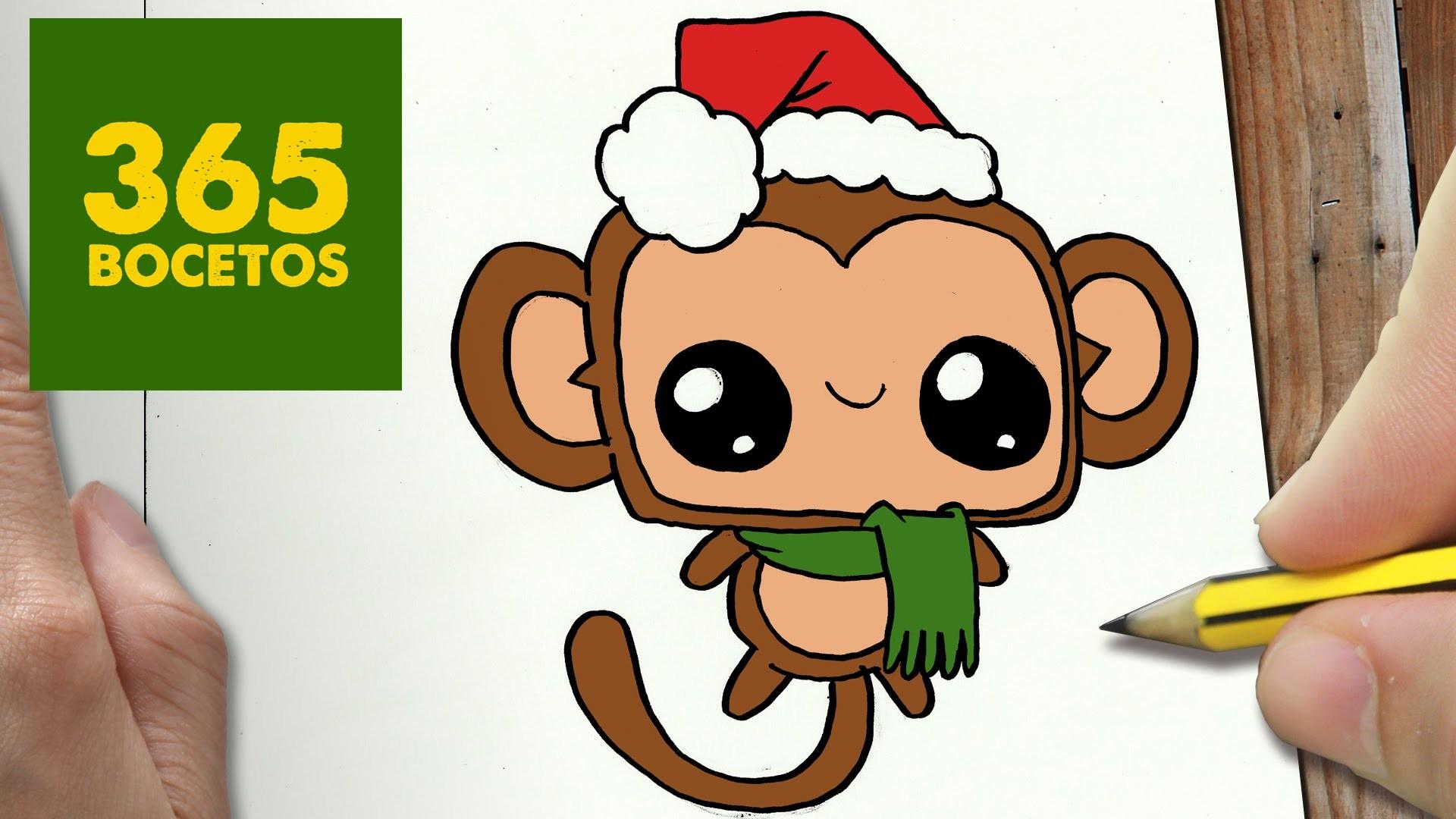 Videos de como dibujar dibujos de navidad paso a paso