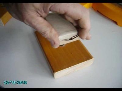 Cómo hacer moldes para sobaos