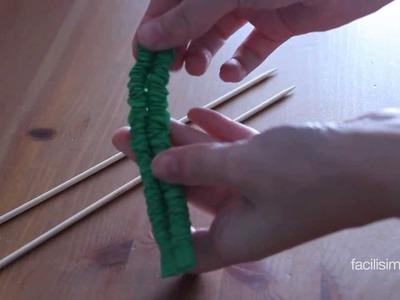 Cómo hacer papel corrugado | facilisimo.com
