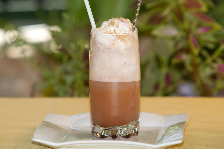 Refresco de Helado y Chocolate o Ice Cream Soda